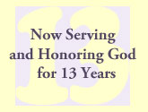 Serving and Honoring 10 Years